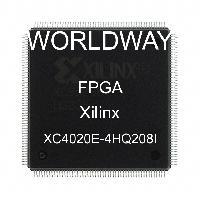 XC4020E-4HQ208I - Xilinx - FPGA(Field-Programmable Gate Array)