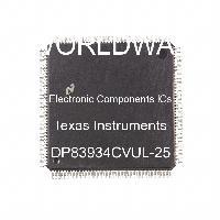 DP83934CVUL-25 - Texas Instruments