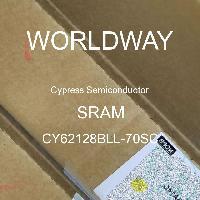 CY62128BLL-70SC - Cypress Semiconductor - SRAM