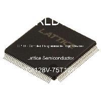 LC4128V-75T128C - Lattice Semiconductor Corporation