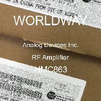 HMC863 - Analog Devices Inc - 射频放大器