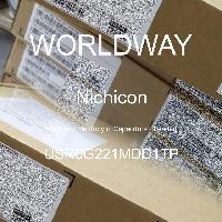 USR0G221MDD1TP - Nichicon - 铝电解电容器 - 含铅