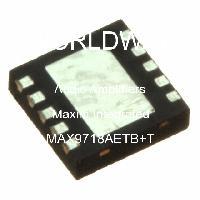 MAX9718AETB+T - Maxim Integrated Products
