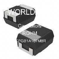 TCFGB1A107M8R - Rohm Semiconductor - 電容器