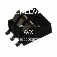 009155003002016 - AVX Corporation - 電池座,夾子和觸點