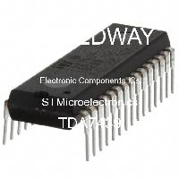 TDA7439 - STMicroelectronics - 電子元件IC