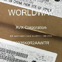 06035K0R2AAWTR - AVX Corporation - 多層陶瓷電容器MLCC  -  SMD / SMT