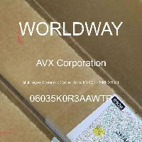 06035K0R3AAWTR - AVX Corporation - 多層陶瓷電容器MLCC  -  SMD / SMT