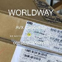 06035J2R4AAWTR - AVX Corporation - 多層陶瓷電容器MLCC  -  SMD / SMT