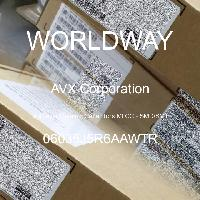 06035J5R6AAWTR - AVX Corporation - 多层陶瓷电容器MLCC-SMD/SMT