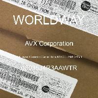 06035J4R3AAWTR - AVX Corporation - 多层陶瓷电容器MLCC-SMD/SMT