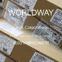 06031K5R6CAWTR - AVX Corporation - 多層陶瓷電容器MLCC  -  SMD / SMT