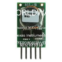 PTR08060WVD - Texas Instruments - 非隔離式DC / DC轉換器