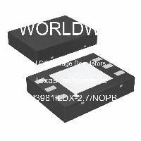 LP3981ILDX-2.7/NOPB - Texas Instruments