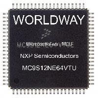 MC9S12NE64VTU - NXP Semiconductors