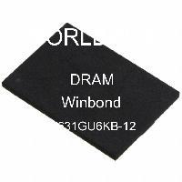 W631GU6KB-12 - Winbond Electronics Corp