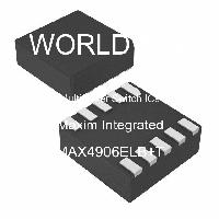 MAX4906ELB+T - Maxim Integrated Products