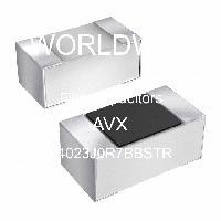 04023J0R7BBSTR - AVX Corporation - 薄膜电容器