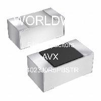 04023J0R5PBSTR - AVX Corporation - 薄膜电容器