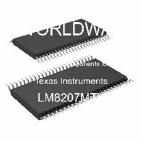 LM8207MTX - Texas Instruments