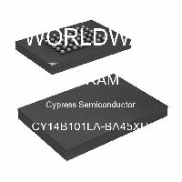 CY14B101LA-BA45XIT - Cypress Semiconductor - NVRAM