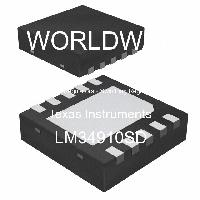 LM34910SD - Texas Instruments