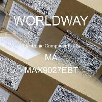 MAX9027EBT -