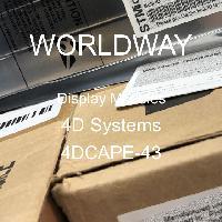 4DCAPE-43 - 4D Systems - 顯示模塊