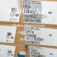 AKU441 - Akustica Inc - MEMS麥克風