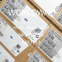 AKU143 - AKUSTICA - MEMS麥克風