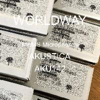 AKU142 - AKUSTICA - MEMS麥克風