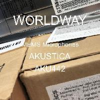 AKU442 - AKUSTICA - MEMS麥克風