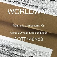 AOTF140N50 - Alpha & Omega Semiconductor - 电子元件IC