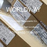 AOTF8N50 TF8N50 - Alpha & Omega Semiconductor