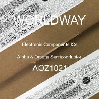 AOZ1021 - Alpha & Omega Semiconductor - 电子元件IC
