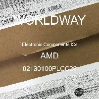 02130100PLCC28 - AMD - 电子元件IC
