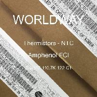 060312-110.7K-122-C1 - Amphenol FCI - 热敏电阻 -  NTC