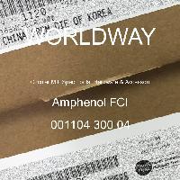 001104 300 04 - Amphenol FCI - 环形MIL规格工具,硬件和配件