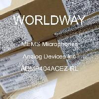 ADMP404ACEZ-RL - Analog Devices Inc - MEMS麥克風