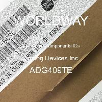 ADG409TE - Analog Devices Inc