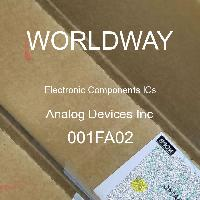 001FA02 - Analog Devices Inc - 电子元件IC
