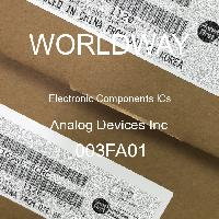 003FA01 - Analog Devices Inc - 电子元件IC