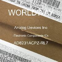 AD8231ACPZ-RL7 - Analog Devices Inc - 电子元件IC