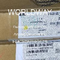 HMC349MS8GETR - Analog Devices Inc
