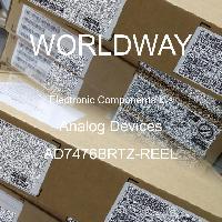 AD7476BRTZ-REEL - Analog Devices Inc