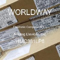 HMC381LP6 - Analog Devices Inc