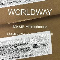 AKU240 - ASSMANN WSW components GmbH - MEMS麥克風