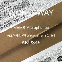AKU345 - ASSMANN WSW components GmbH - MEMS麥克風