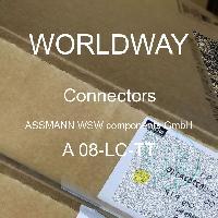A 08-LC-TT - ASSMANN WSW components GmbH - 連接器