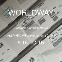 A 16-LC-TR - ASSMANN WSW components GmbH - 電子元件IC